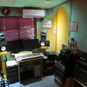 Estudio de producción musical