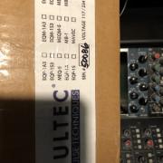 Pultec EQP-500s para serie 500 original