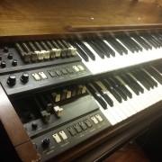 KORG BX-3 clon Hammond