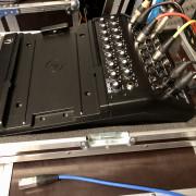 Mesa digital Mackie dl1608 + fligthcase, nuevo!!