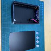 Caja externa para disco duro E-SATA