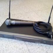 Micrófono inalámbrico SAMSON/SHURE