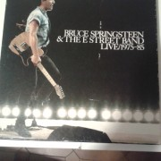 Box 5 LP de Bruce Springteen & The E Street Band Live 1975-85