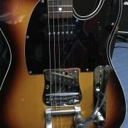 Fender Telecaster 62 Custom Japan + Bigsby