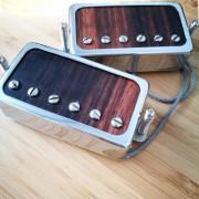 Pastillas guitarra Diliberto Pickups C7 Gibson 57 Classic Alnico II Ebano