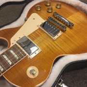 Gibson Les Paul Traditional Caramel Burst 2013