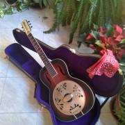 Guitarra resonadora Gretsch 9240