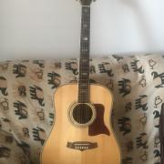 o CAMBIO Guitarra Acústica TANGLEWOOD TW1000B SUNDANCE
