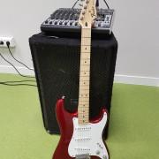 Fender Stratocaster Mexico ( Seymour Duncan SSL1 )