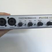 Interface de sonido Terratec Phase x24