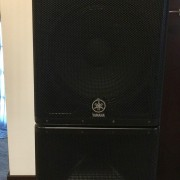 Altavoces activos Yamaha DXR 15