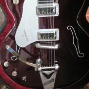 Guitarra electrica Gretsch Tennessee Rose de zurdo ( zurda )