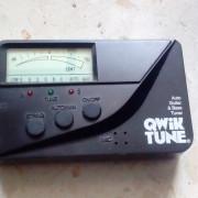 Afinador QWIK TUNE QT-2 cromatico