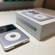 iPod Classic Silver 160Gb - 7a Generación