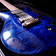 PRS Custom 22/12 USA en Royal Blue como nueva