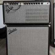 Fender Bandmaster Reverb + pantalla Fender Vibro King
