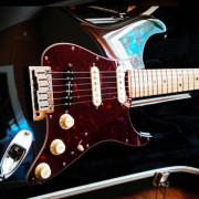 Fender stratocaster usa american standard 50 aniversario