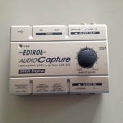 Edirol audio capture UA-20