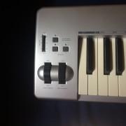 Teclado controlador M-AUDIO Keystation 88es