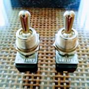 Interruptor DPDT Fender