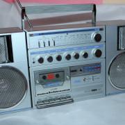 Radio caset antiguo Bestone