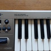 Teclado controlador Midi EDiROL PC 50