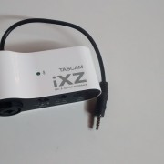 Interface Tascam iXZ para iPone / iPad iPod Touch