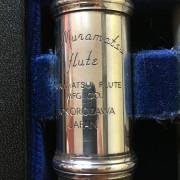 Flauta Marumatsu EX III