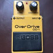 Boss Overdrive OD-1 80's