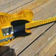 Fender Esquire 1952 (licencias fender)