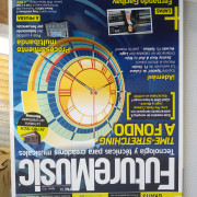 Lote de revistas FutureMusic y Compite Music