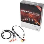 CABLES MULTICORE NATIVE INSTRUMENTS TRAKTOR