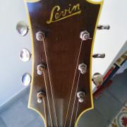 O cambio: Levin Model 27 (archtop jazz 1947).