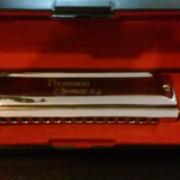 Armonica cromatica de 64 lenguetas
