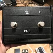 pedal selector ampli