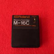 ROLAND M16C