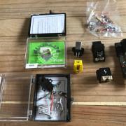 Cabezal Technics, Shure M75MB, Stanton 639, Audio Technica