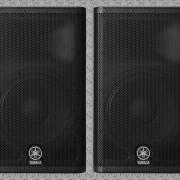 "Yamaha DXR12 Altavoces Activos ""Full Range"" Sep2017 (REBAJÓN)"