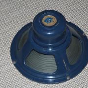 Vintage Alnico UK Blue Bulldog Celestion Altavoz Vox speaker