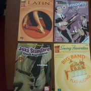 Guitar Play along Jazz Guitar 4 libros con CD