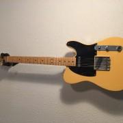 Fender Telecaster Baja Player con extras
