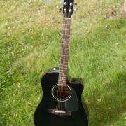 Fender CD 60 CE guitarra acustica