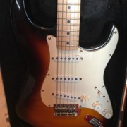 Fender Stratocaster MIM pastillas Custom shop Texas Special