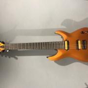 Schecter Keith Merrow KM-7, Lambo Orange