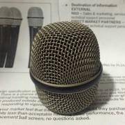 Electro Voice reja protección micro