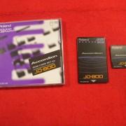 ROLAND SL-JD-80-08 ROM-CARD  ACCORDION