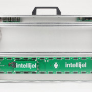 Intellijel 7U Performance Case 104HP + Intellijel uMIDI Eurorack Modular