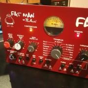 TL Audio Fat Man 2 Previo Compresor