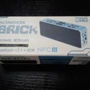 Altavoz bluetooth Brick 3GO