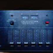 Mesa de mezclas Vivanco MX700